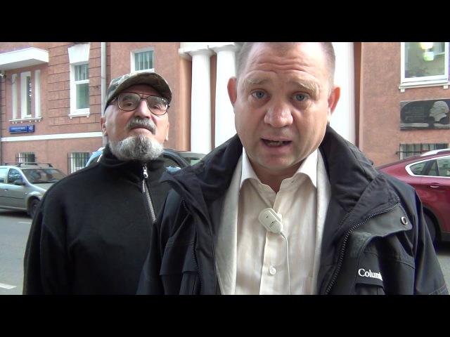 Адвокат Суханов: меня лишают статуса адвоката
