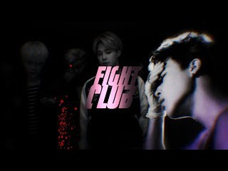 BTS AU; Welcome to Fight Club