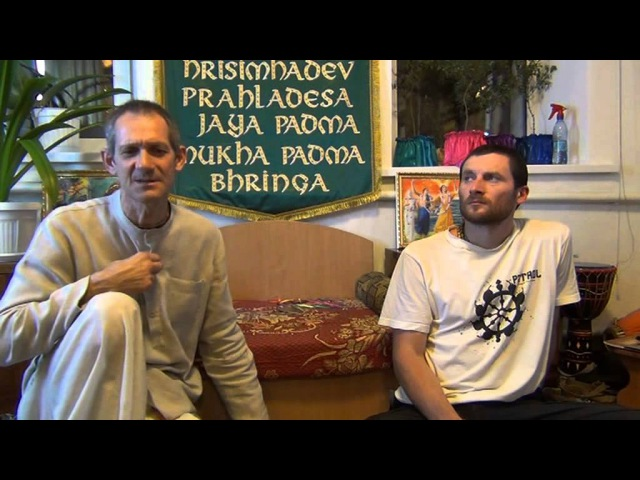 1 мая - Вайшнава Прана дас и Баладев дас - 01.05.2014