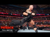 FULL MATCH  The Shield vs. Randy Orton &amp Daniel Bryan - WWE Tag Team Title Match WWE Payback 2013