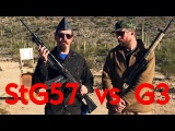 Timed Rifle Trials StG57 vs G3!