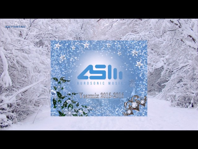 Aurosonic - Yearmix 2015-2016