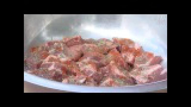 Секрет идеального шашлыка от армянского повара Сергея Мартиросяна