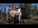 Аляска последний рубеж Сез3 06 Уборные, бюстгальтеры для коров и медведи