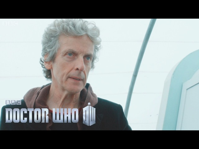 Doctor Who: Peter Capaldi and Pearl Mackie introduce Smile - BBC One