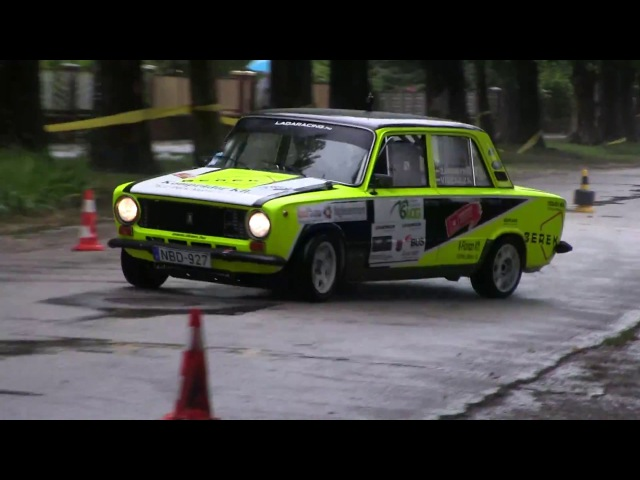 Zákányi János-Lada 2101 Siklósi Autós nap 2017.-Lepold Sportvideo