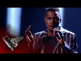 Mo performs 'Knocking On Heaven's Door' The Quarter Finals The Voice UK 2017
