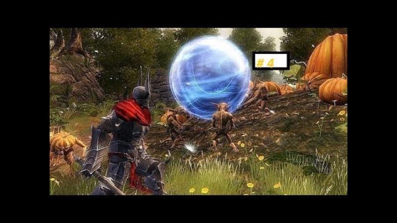 Прохождение Overlord DLC Raising Hell 4 *Золотая бездна* (16).