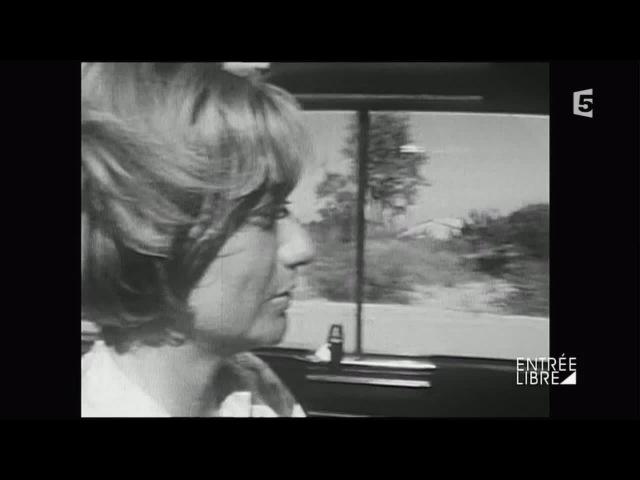 Françoise Sagan, à toute vitesse