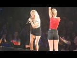 Taylor Swift and Ellie Goulding - Anything Could Happen 8-23-13