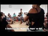 O discurso de ódio do  Movimento Negro  na USP.. QUE VERGONHA