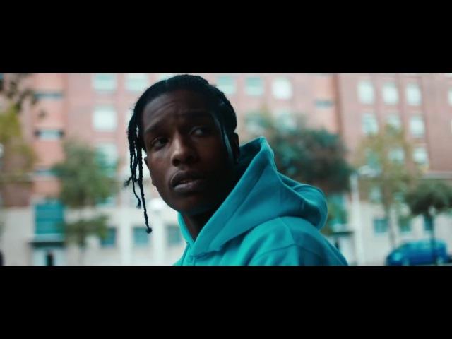 """Grow up׃ """"Get a job"""" featuring A$AP Rocky – Mercedes Benz original"""