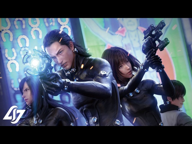 Gantz0「AMV」 - Final Call