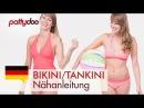 Bademode nähen: Bikini, Tankini und Panty - Tipps und Tricks für Lycra Framilon