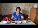 Болгарский перец маринованный с медом на зиму