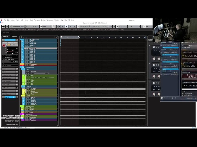 CWVI Hands On Native Instruments Symphonic Series