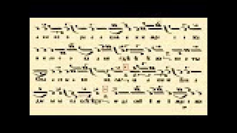 Евангелска стихира 10 - глас 6 / Манасий Поптодоров