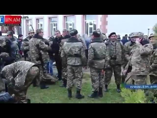 ♰ Azgi pashtpan ♰ Армянские Добровольцы