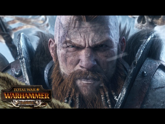 Норска - Total War: Warhammer трейлер