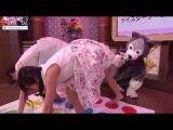 Mad Japanese show - Has looked under a skirt