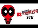 Deadpool vs New York Comic Con 2017