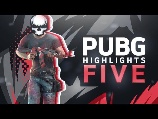 WACKO PUBG Highlights 5