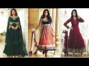 Latest Anarkali Party Wear Frocks Dresses Salwar Kameez Dress Designs Girls Fashion Trends