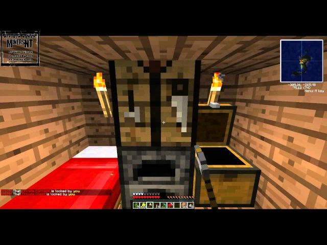 Новые приключения в Minecraft'е - 4-ая серия