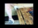 Пол из террасной обожженной доски Из серии Частный дом