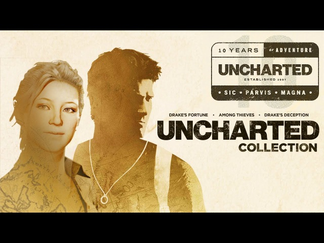 Uncharted 10 Years Anniversary Music Video - Happy Together