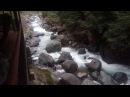 Горная река в Абхазии