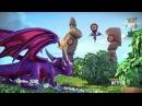 Skylanders Academy Clip - Spyro Training Cynder