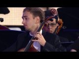 Gala concert of youth symphonic orchestra
