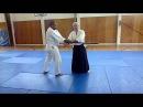 Weapons Course Tachi dori with Peter Brady Shihan
