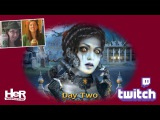 Nancy Drew Ghost of Thornton Hall Day Two Twitch  HeR Interactive