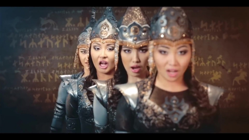 Kazakh song Kazagym aj - Gauhartas (550th anniversary of Kazakh Khanate)