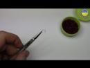 Как насадить мотыля на крючок _ Три способа _ HD