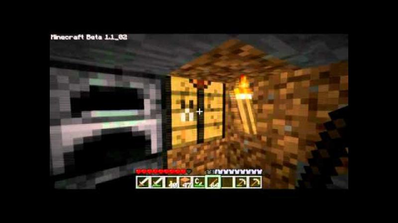 MineCraft - BETA-цикл. 10 серия.