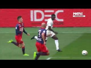 Кан 0-3 Монако. Обзор матча
