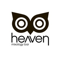 Логотип H E A V E N. Mixology Bar