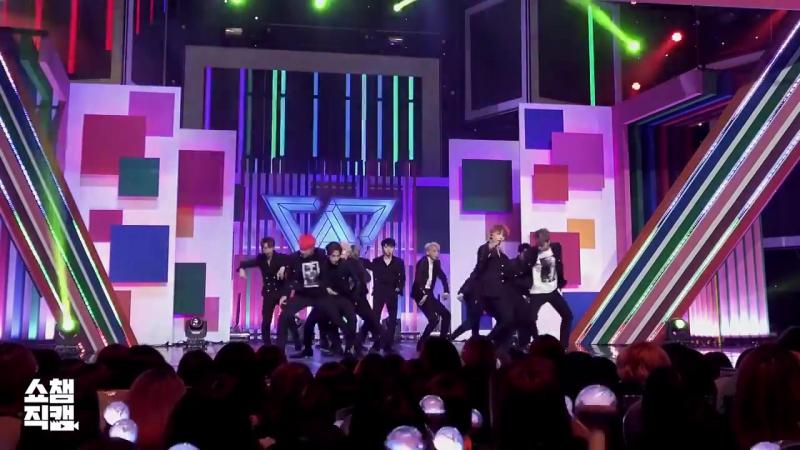 [쇼챔직캠 - Show Champion Cam] 171108 세븐틴 (Seventeen) - 박수 (Clap)