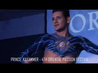 PRINCE KAYAMMER (GREECE) - 4TH ORIENTAL PASSION FESTIVAL - ORIENTAL MEJANCE TEAC 6302