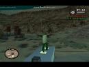 1.Обзор мода в GTA San Andreas. Это паркур детка.