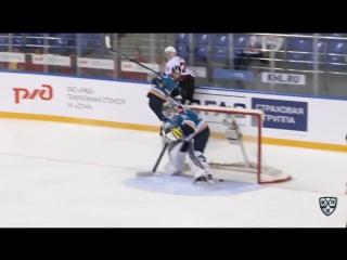 Хитрый гол Галимова