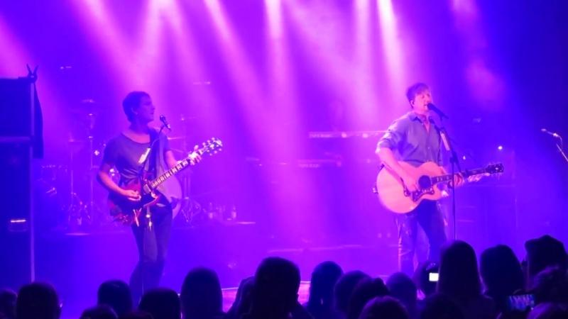 Sunrise Avenue - Afterglow - 11.10.2017 - Tavastia-klubi