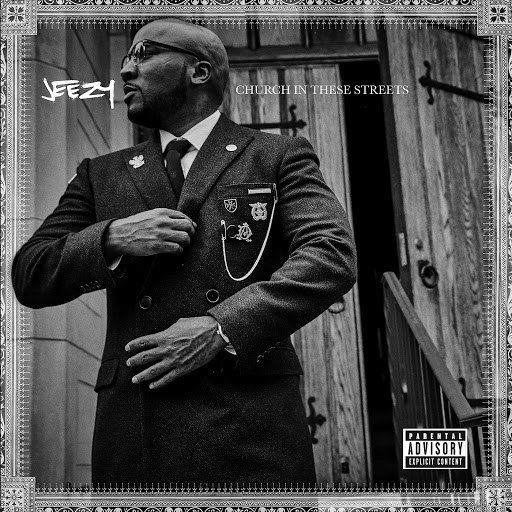 Young Jeezy альбом Church In These Streets