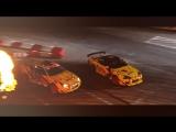 Drift Vine   s14 James Deane vs r34 Piotr Wiecek at Drift Masters Grand Prix