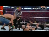 [WWE QTV]Cамці Савців]☆]WrestleMania XXVIII]The Rock vs John Cena]☆]Скала
