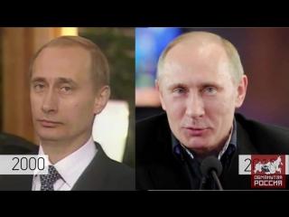 Путин давно не Путин... Страшная тайна! Путин/ разрушает страну под воздействием ботокса