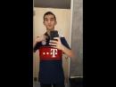Presentation FC Bayern München in Adidas shop by Kamran